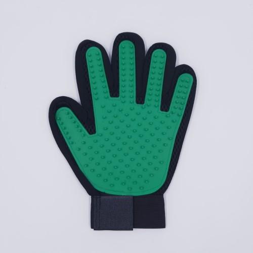 Vachthandschoen Groen Links