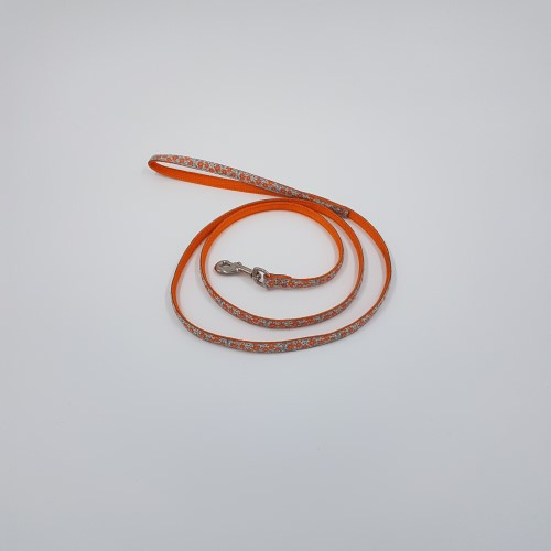 Oranje grijs nylon reflecterend lijntje