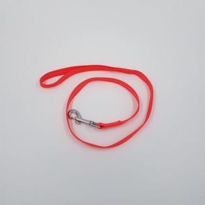 Rood nylon reflecterend lijntje
